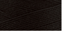 Caron One Pound Yarn Black