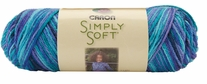 Caron� Simply Soft� Paints Yarn