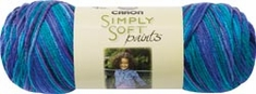 Caron Simply Soft Paints - Click to enlarge