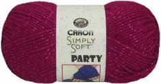 Caron Simply Soft Party Yarn - Click to enlarge