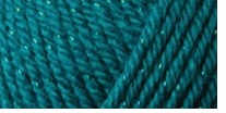 Caron Simply Soft Party Yarn Teal Sparkle