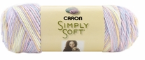 Caron� Simply Soft� Print Yarn