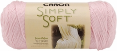 Caron Simply Soft Yarn - Click to enlarge