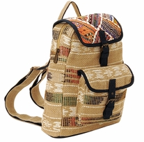 Catori Backpack Kutch 11in x 4in x 16in