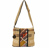 Catori Large Crossbody Tote 15in x 3in x 11.5in Kutch