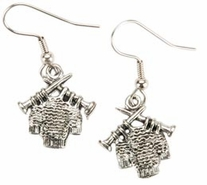 Charming Accents French Wire Earrings Sweater