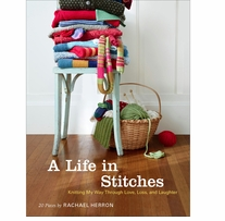 Chronicle Books A Life In Stitches