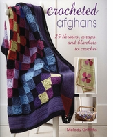 Cico Books Crocheted Afghans
