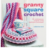 Cico Books Granny Square Crochet