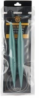 Circular Knitting Needles 29in Size 35 19mm Green