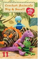 Coats & Clark Crochet Animals Big & Small