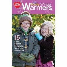 Coats & Clark Kids Winter Warmers - Click to enlarge