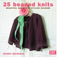 Collins and Brown Publishing 25 Beaded Knits
