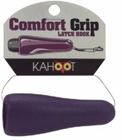 Comfort Grip Latch Hook Purple
