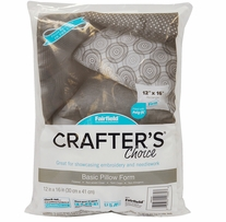 Crafter's Choice Pillow Insert 12inX16in