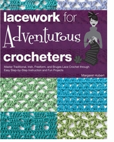 Creative Publishing International Lacework For Adventurous Crocheters