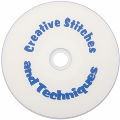 Creative Stitches & Techniques DVD - Click to enlarge