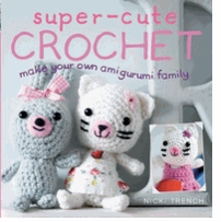 Crochet Doll Clothes Books & Crochet Toys Books