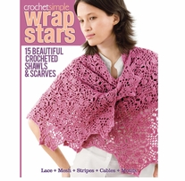 Crochet Simple Wrap Stars