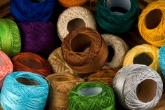 Crochet Thread Sale - Click to enlarge