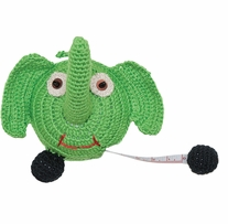Crocheted Tape Measure Elephant 60in