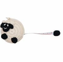 Crocheted Tape Measure Sheep 60in