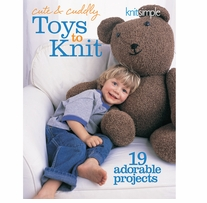 Cute & Cuddly Toys To Knit