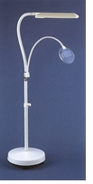 Daylight Lamp Floorstanding Craft Lamp White