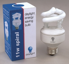 Daylight Replacement Bulb 11 Watt - Click to enlarge