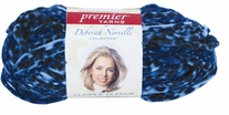 Deborah Norville Collection Cuddle Fleece Mosaics Yarn