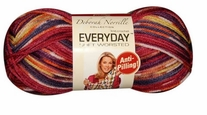 Deborah Norville Collection Everyday Soft Worsted Prints Yarn