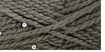 Deborah Norville Collection Serenity Chunky Sequin Yarn Sparkling Silver