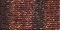 Deborah Norville Collection Serenity Chunky Yarn Chocolate