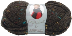 Deborah Norville Collection Serenity Chunky Tweed Yarn - Click to enlarge