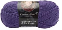 Deborah Norville Collection� Serenity Sock Yarn Solids