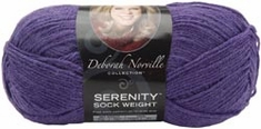 Deborah Norville Collection Serenity Sock Yarn Solids - Click to enlarge
