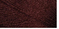 Deborah Norville Collection Serenity Sock Yarn Solids Deep Brown