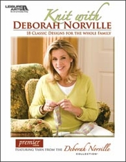 Deborah Norville Collection Yarns - Click to enlarge