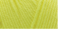 Deborah Norville Collection Everyday Soft Worsted Yarn Florescent Yellow