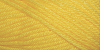 Deborah Norville Everyday Soft Worsted Yarn Solids Lemon