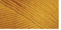 Deborah Norville Collection Everyday Soft Worsted Yarn Solids Mustard