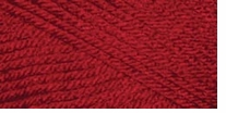 Deborah Norville Everyday Soft Worsted Yarn Solids Really Red