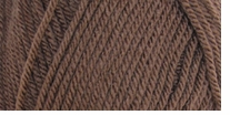 Deborah Norville Collection Everyday Soft Worsted Yarn Solids Woodpile