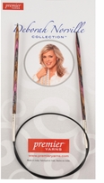 Deborah Norville Collection Fixed Circular Needles 32in Size 10 (6mm)