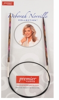 Deborah Norville Collection Fixed Circular Needles 32in Size 15 (10mm)