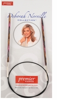 Deborah Norville Collection Fixed Circular Needles 32in Size 8 (5mm)