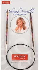 Deborah Norville Circular Knitting Needles - Click to enlarge