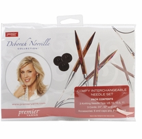 Deborah Norville Interchangeable Set (US 10, 10.5 and 11)