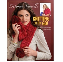 Deborah Norville Collection Knitting On The Go!