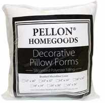 Decorative Pillow Form 20inX20in
